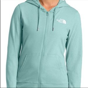 The North Face full zip hoodie